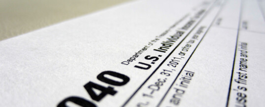 2012 Year-End Tax Planning for Individuals