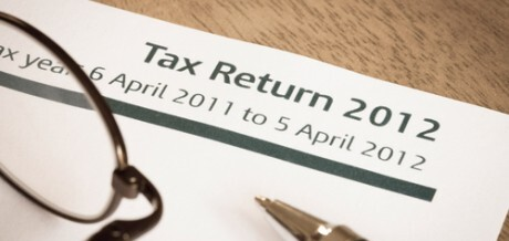 Forex tax return